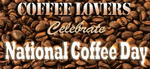 Happy National Coffee Day from Pumpkins Freebies