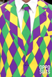 Mardi Gras Suits from OppoSuits