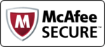 Pumpkins Freebies McAfee Secure SSL Certificate