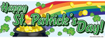 Happy St. Patrick's Day from Pumpkins Freebies