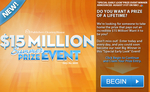 Publishers Clearing House - You Could Win $15 Million - Enter for Free